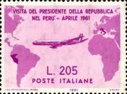 francobolli di valore gronchi rosa