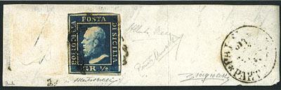 francobolli di valore sicilia