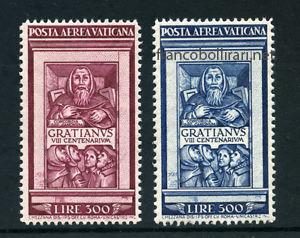 Francobollo 8° centenario di Graziano 1951